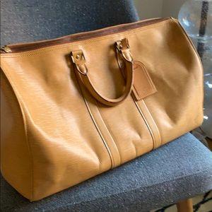 100% Authentic Louis Vuitton Duffel Bag!